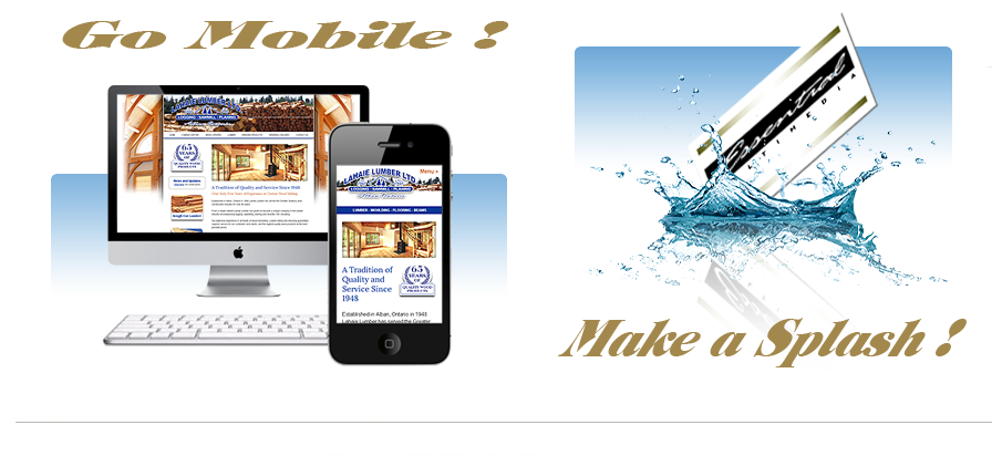 Establish your web presence with Essential Multimedia...
